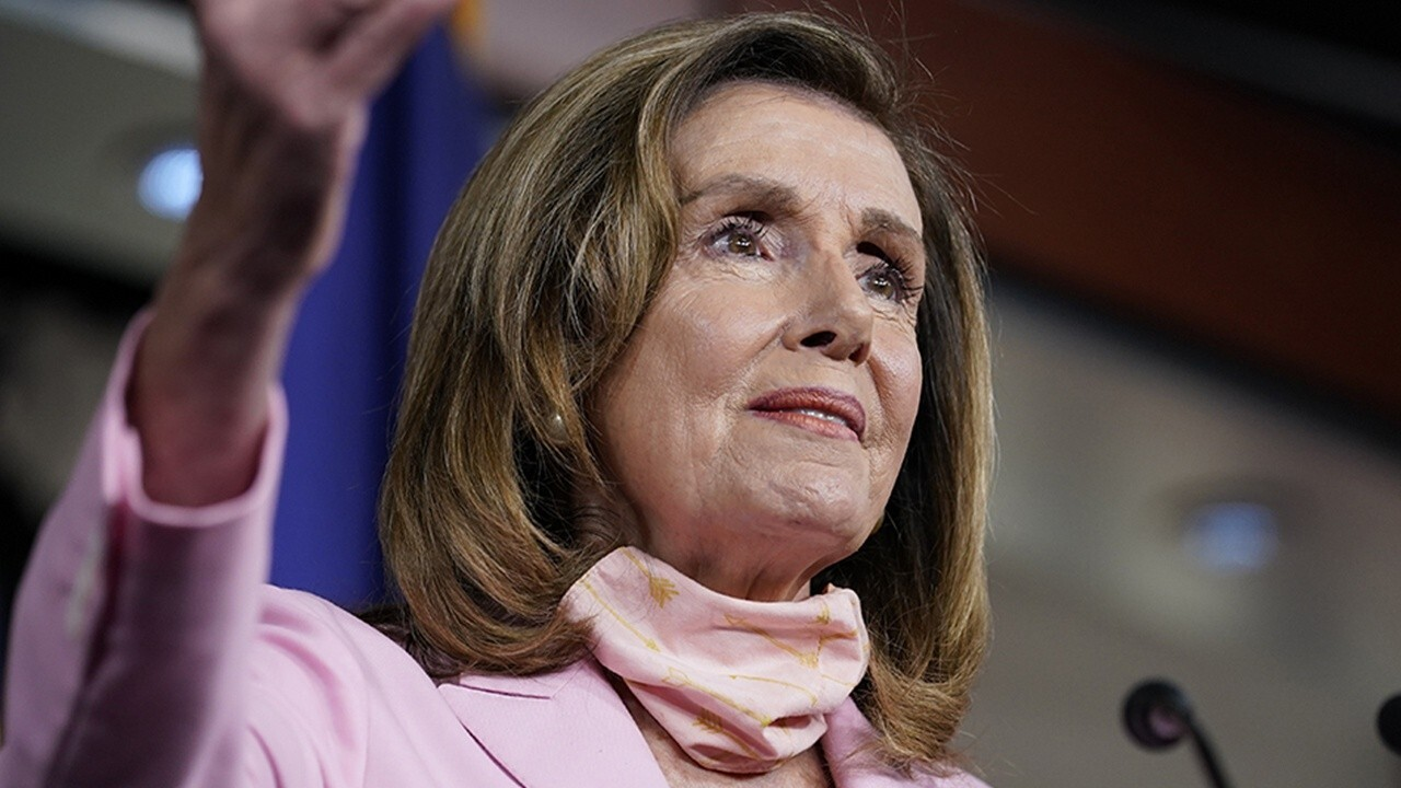 GOP lawmaker slams Pelosi's committee aimed at addressing inequality