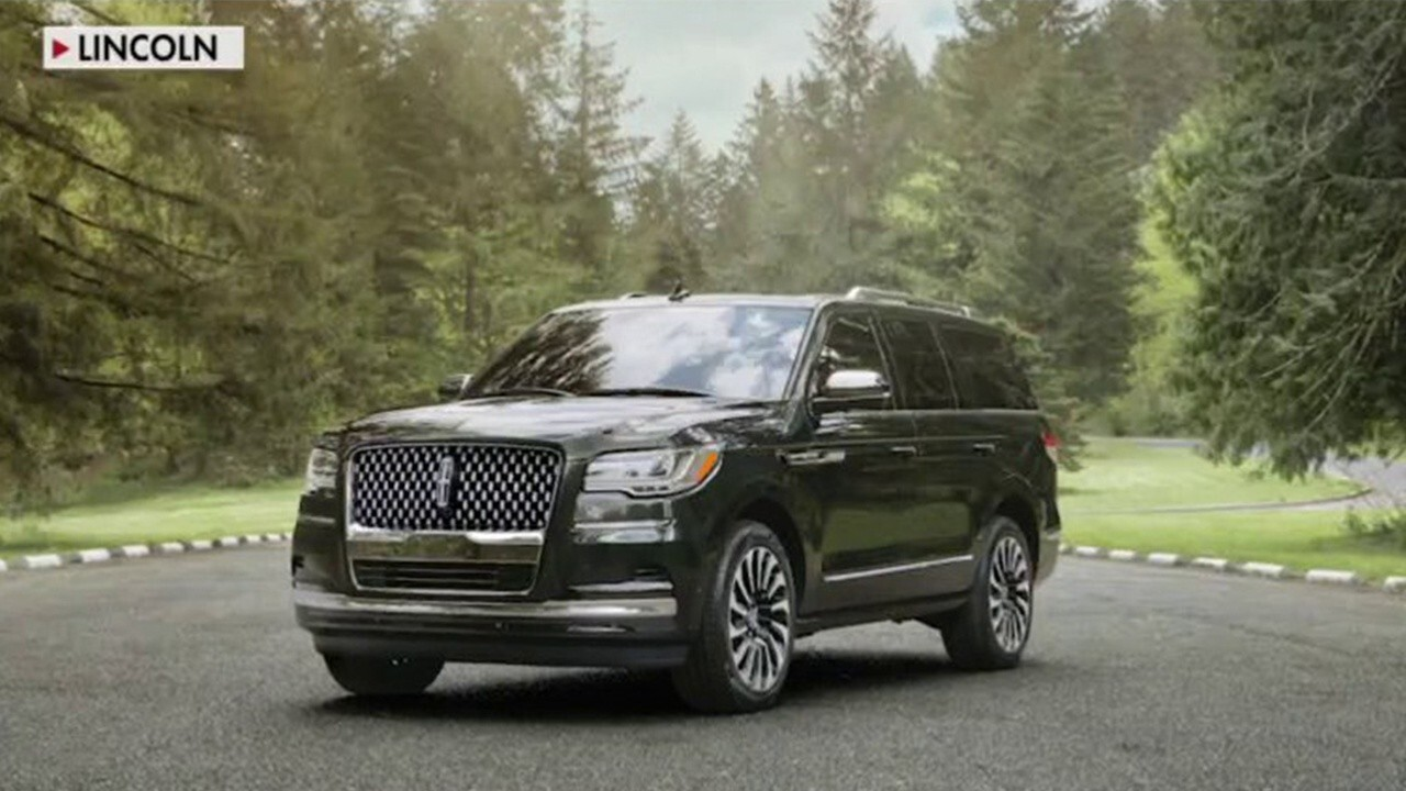 Lincoln Motor Company President Joy Falotico discusses her company's newly unveiled 2022 SUV, electric vehicles, inflation and how it is adapting to supply chain issues.