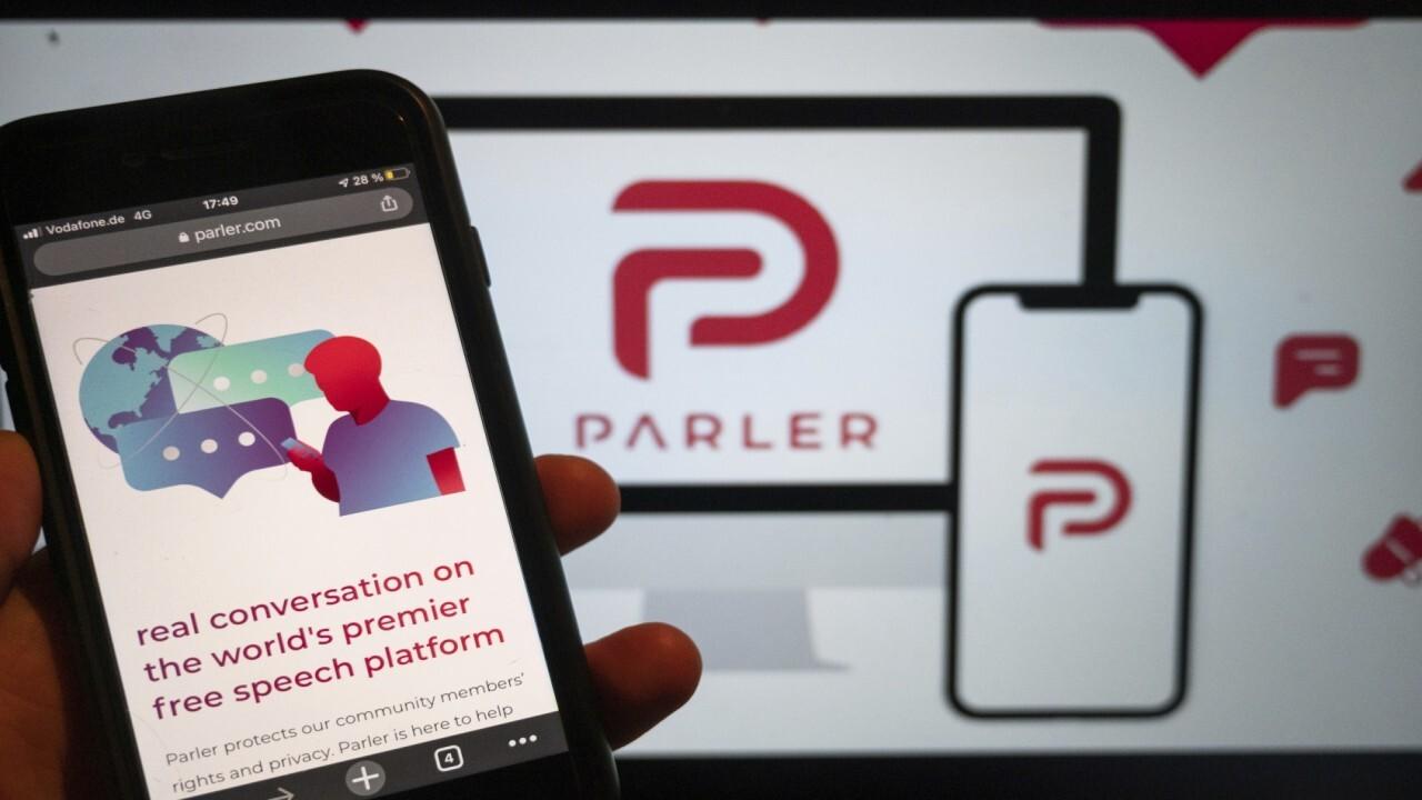 Washington Examiner senior political columnist weighs in on Parler filing lawsuit against Amazon.