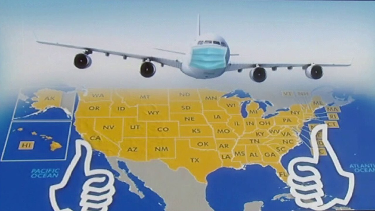 White House warns unruly airline passengers to behave ahead of holiday weekend