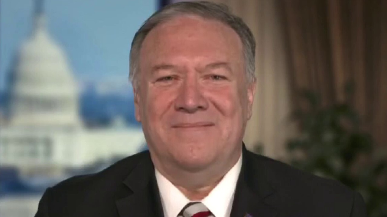 Pompeo sounds alarm after Blinken says China is leading renewable energy