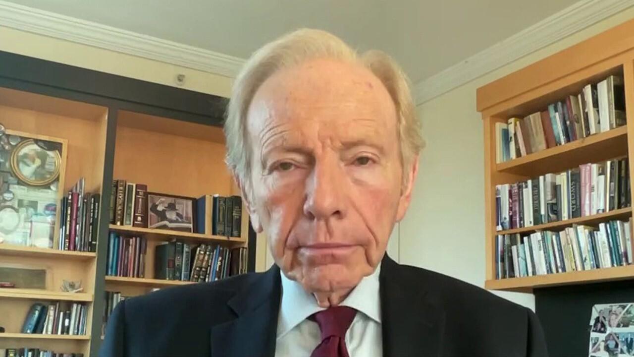 Biden admin should suspend nuclear negotiations with Iran in Vienna: Joe Lieberman