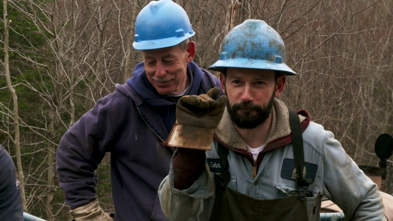 Keep calm and frack on with Mike Rowe's new FOX Business show