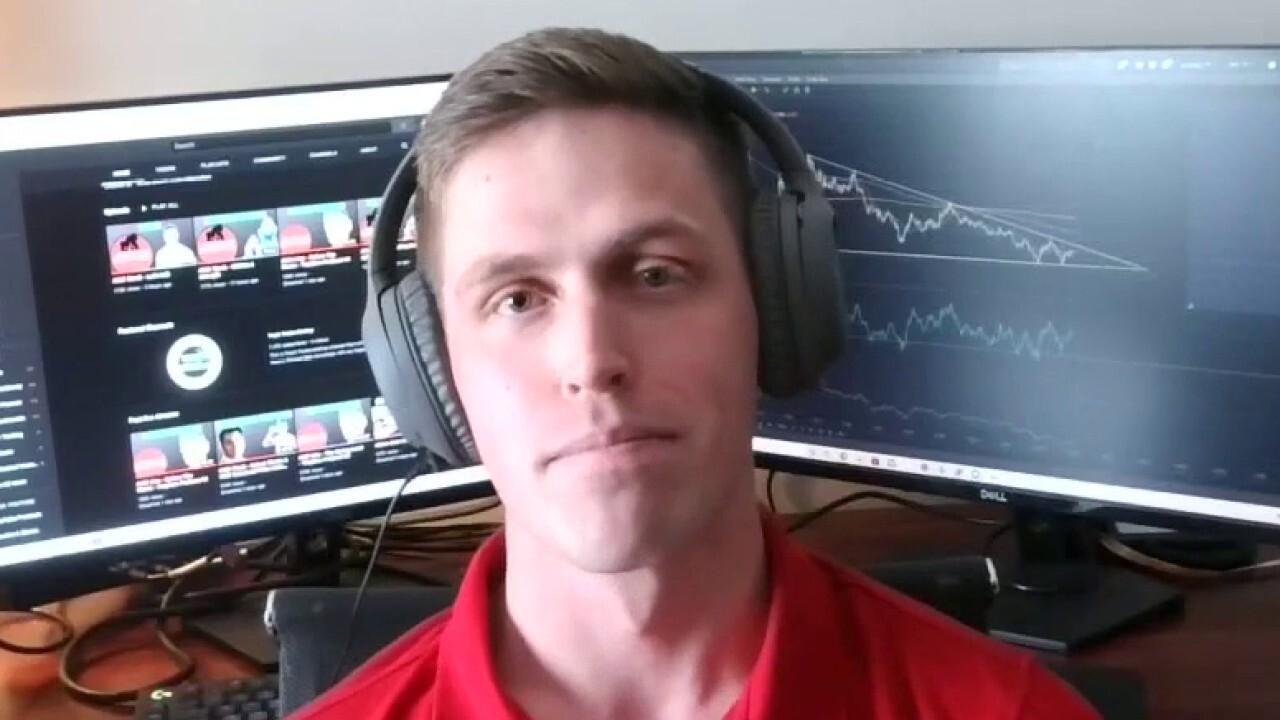 'Trey's Trades' host talks Reddit revolution, SEC