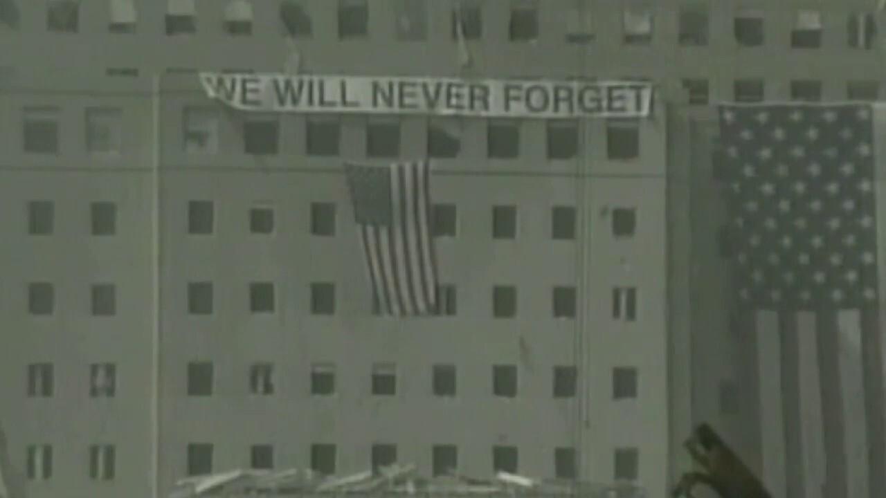 Maria Bartiromo reflects on 9/11 and follows the World Trade Center rebuild