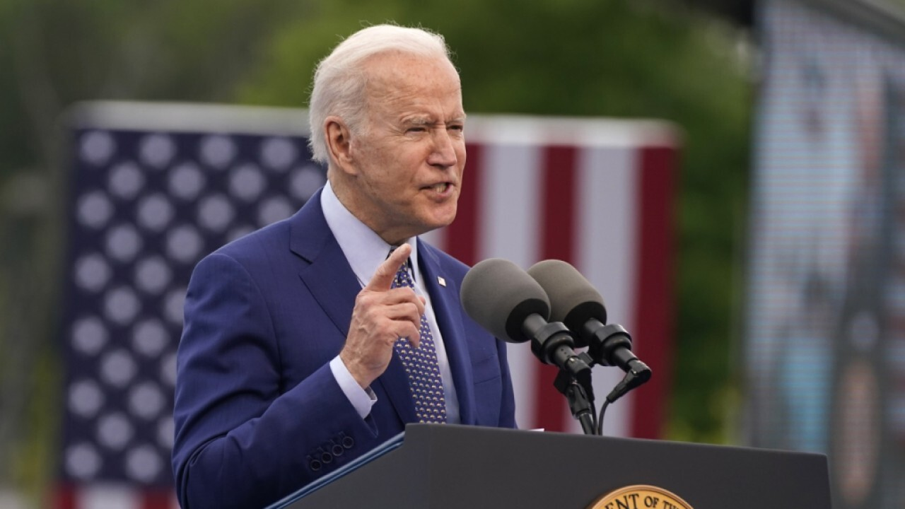 Biden tax increases will 'crush robust recovery': Former Treasury Department spokesperson