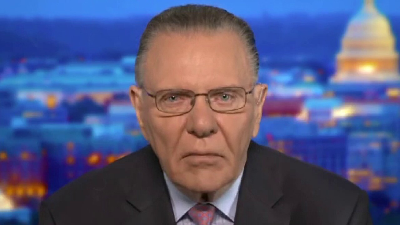 Gen. Keane warns Afghanistan will likely be a failed state