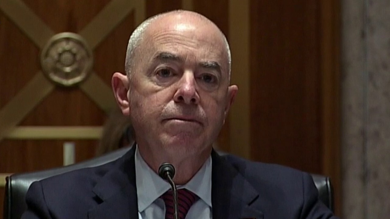 DHS secy. Mayorkas acts 'like nothing's going on' at southern border: Brandon Judd