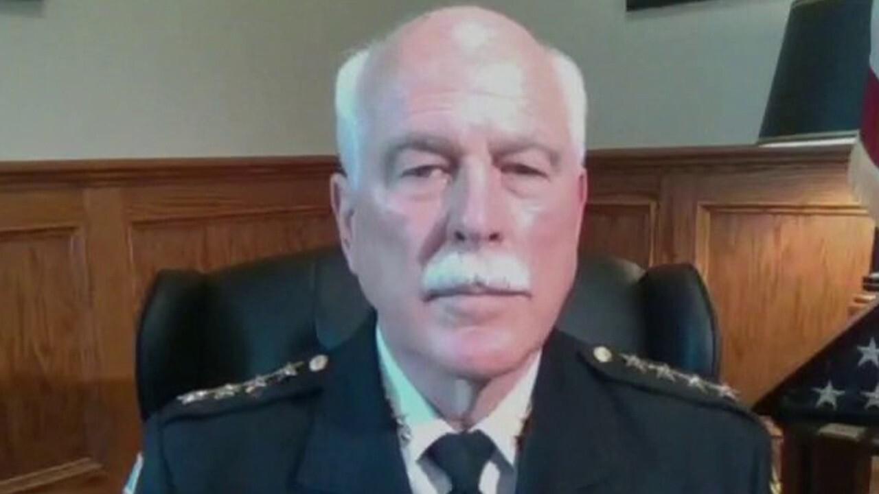 Sheriff explains why Biden border policy impacts states like Massachusetts
