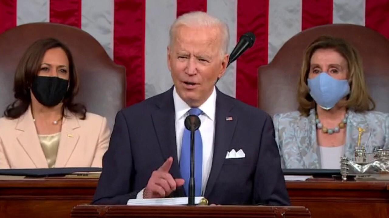 Matt Schlapp and Liz Peek rebuke Biden's latest job plan