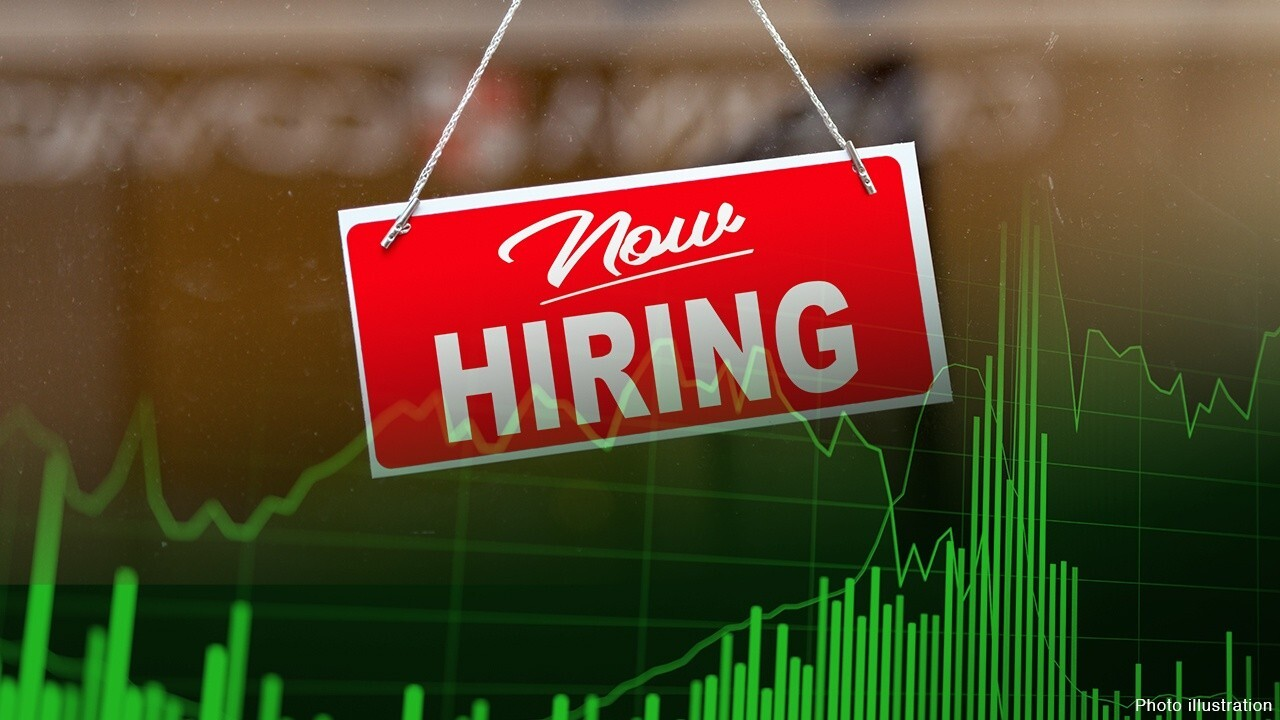 FOX Business' Cheryl Casone breaks down the August jobs report.