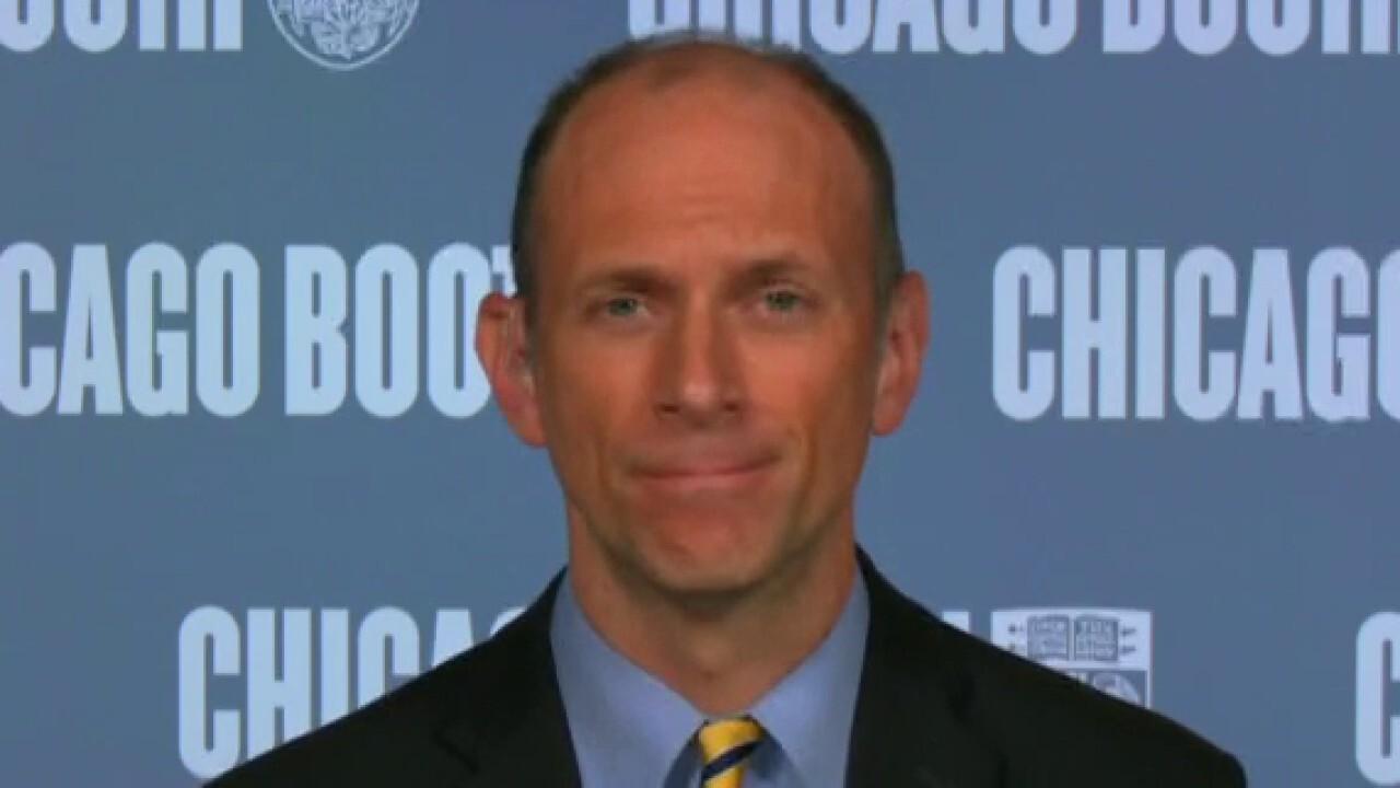Dems could push spending bill through by Monday: Austan Goolsbee