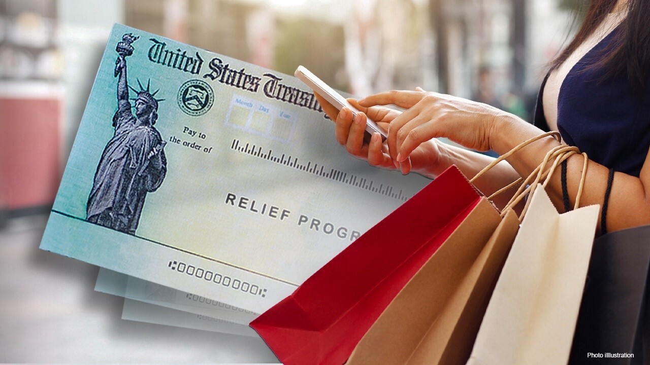 Cornerstone Macro co-founder and chief economist Nancy Lazar argues that stimulus is keeping consumer spending numbers strong.