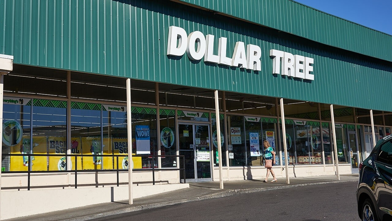 More cities are pushing back against discount dollar stores. FOX Business' Jeff Flock with more.