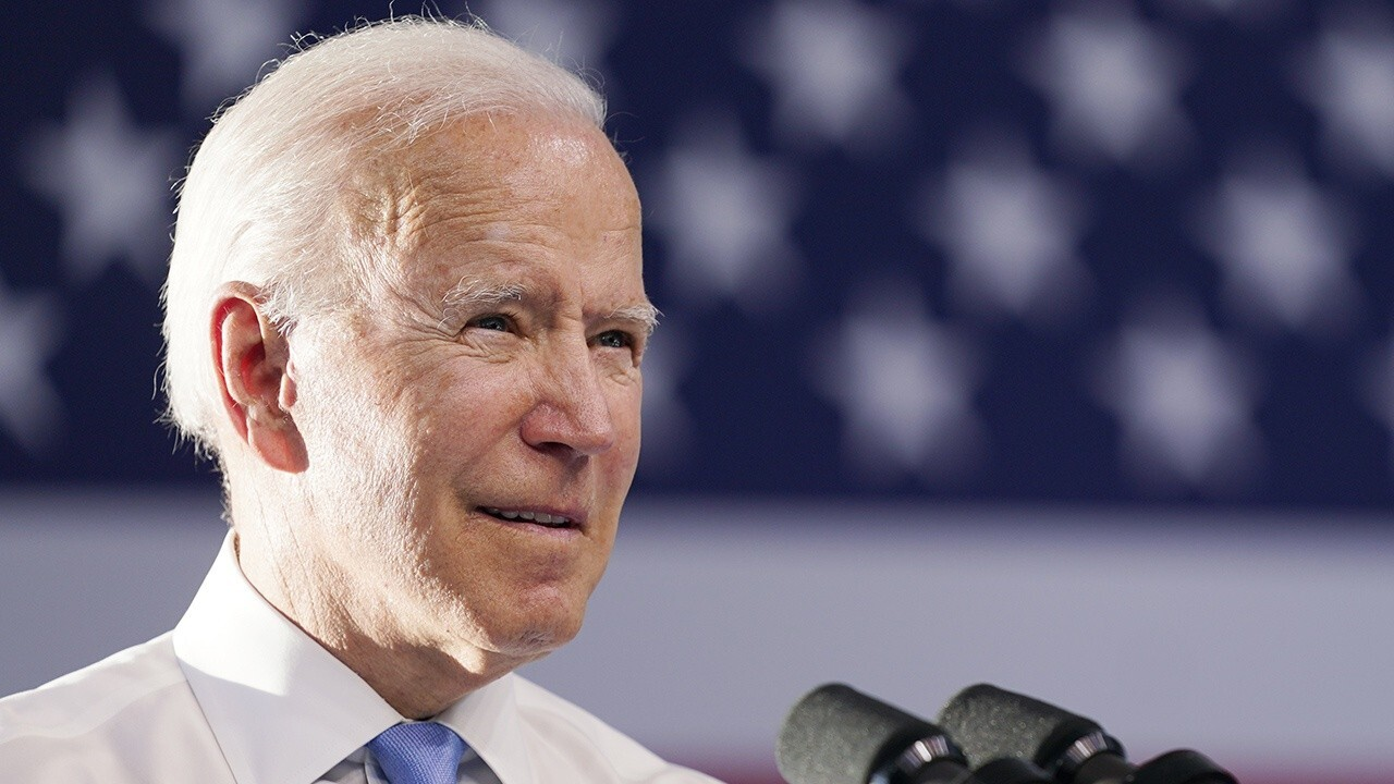 South Carolina Rep. Nancy Mace argues Biden's cybersecurity memo is 'a memo to himself' and weighs in on the bipartisan infrastructure bill.