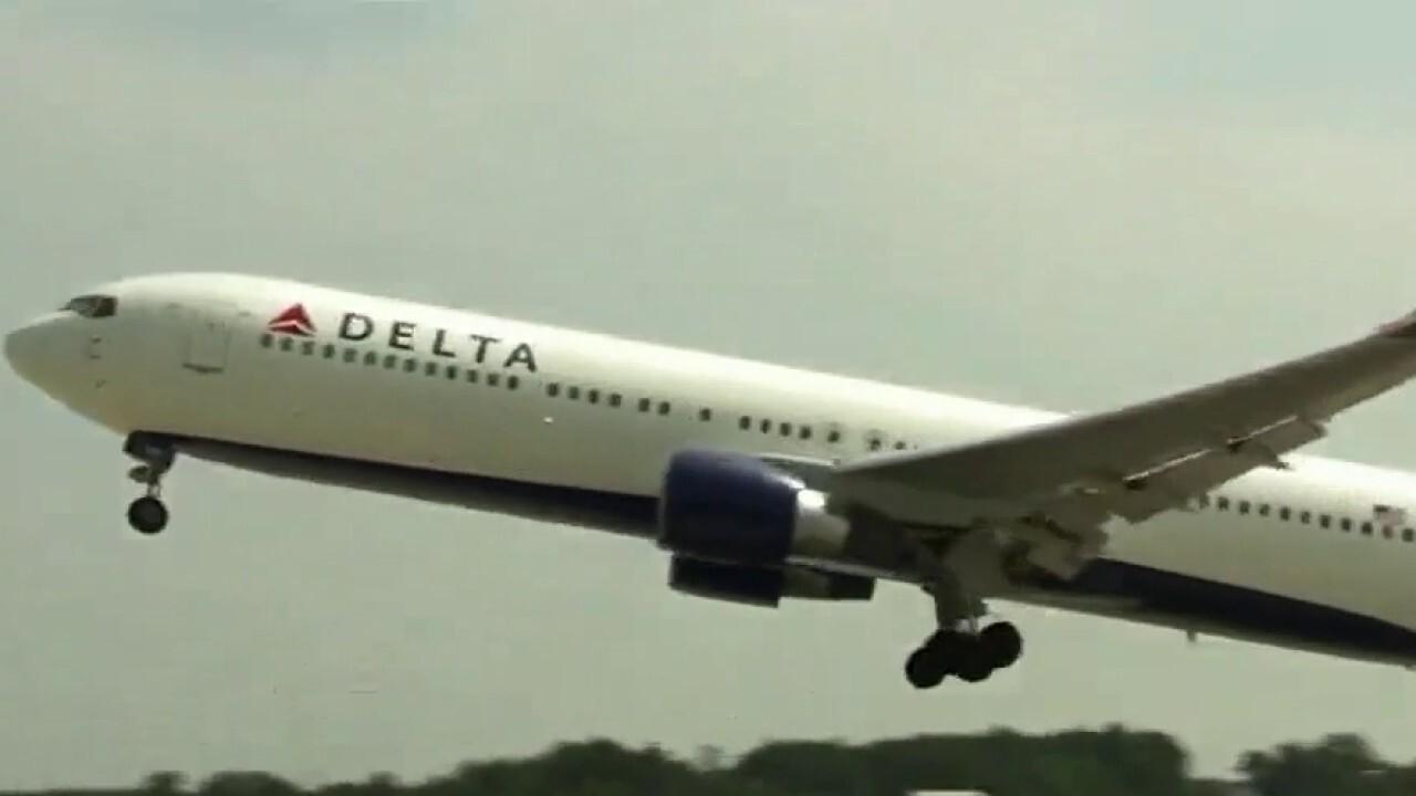 Airline industry seeks cut of Biden's massive infrastructure package