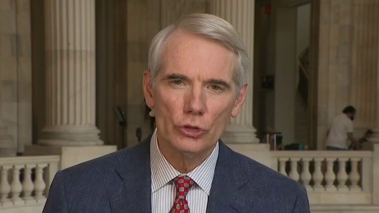 Sen. Portman on Biden's effect on the economy