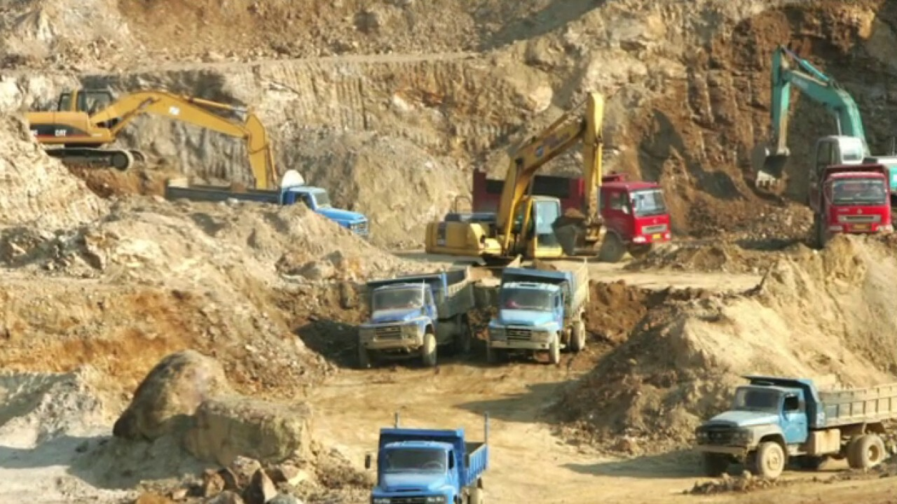 US manufacturing in 'precarious situation' as China mulls limiting rare earth exports: CEO of mining company