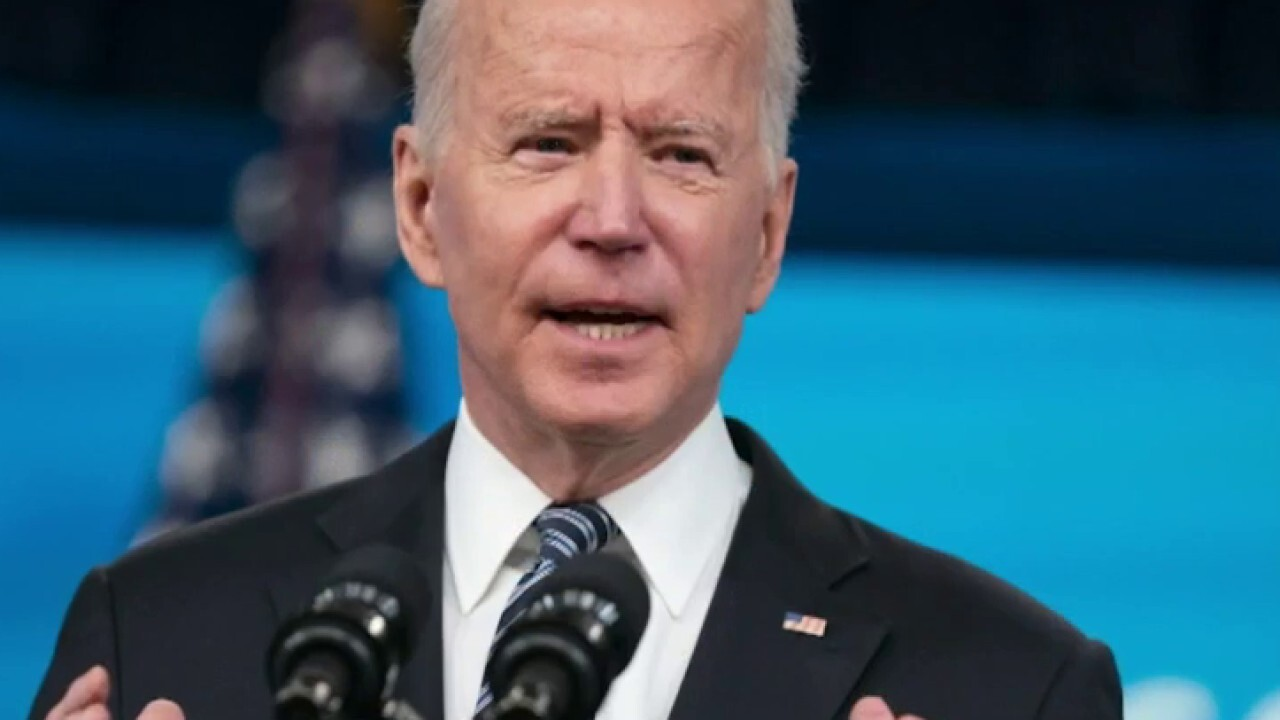 NFIB President and CEO Brad Close slams Biden tax plan: It will 'grind to a halt the very fragile small business recovery'