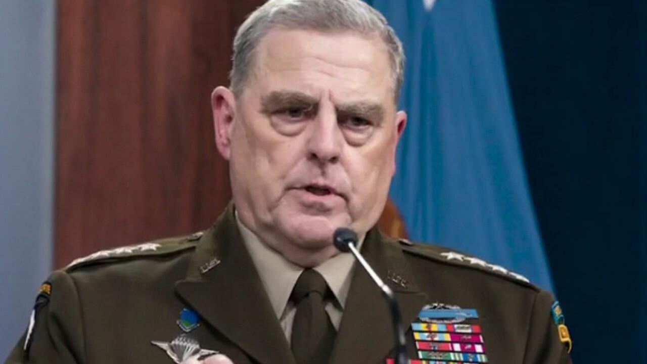 Liz Peek says Gen. Milley 'has to go'