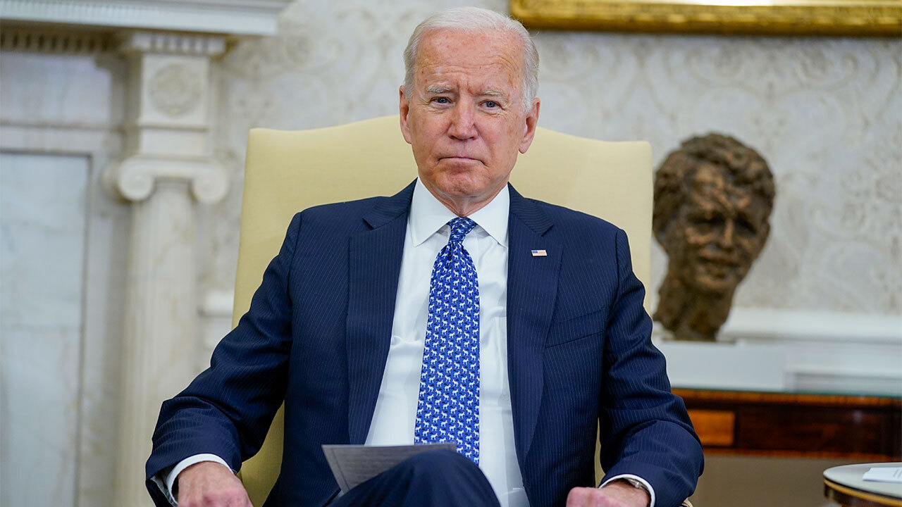 President Biden briefed by local leaders in New Jersey on Hurricane Ida impacts