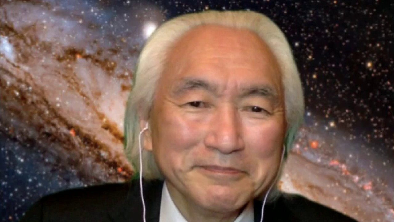 Dr. Michio Kaku's quest for the 'theory of everything'