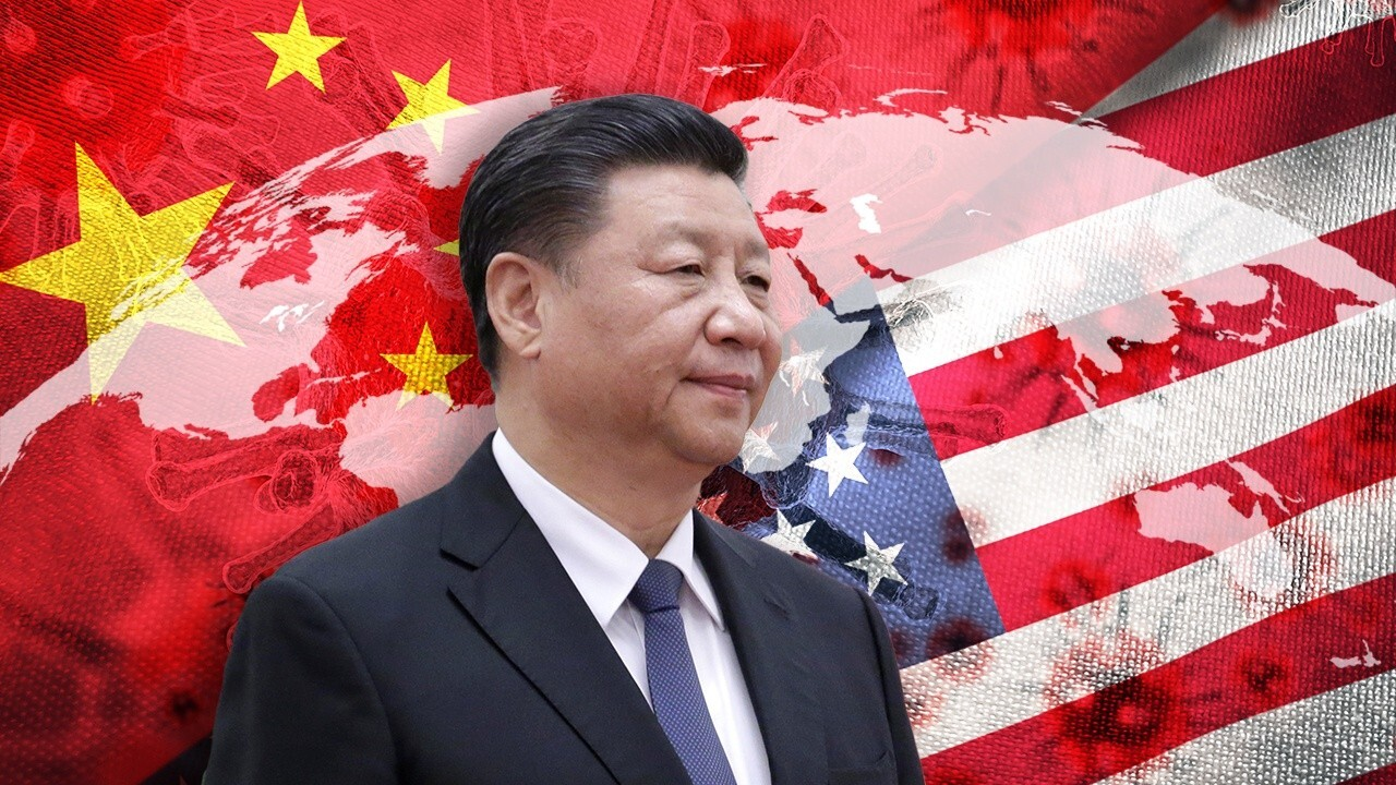 China Beige Book CEO Leland Miller discusses Chinese pressure on U.S. companies and the chip shortage in the auto industry.