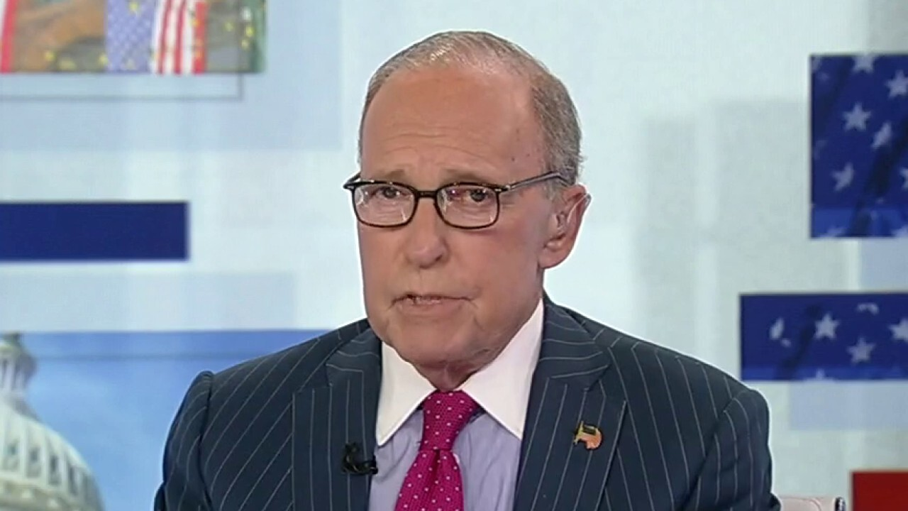 'Kudlow' host warns about spike in inflation