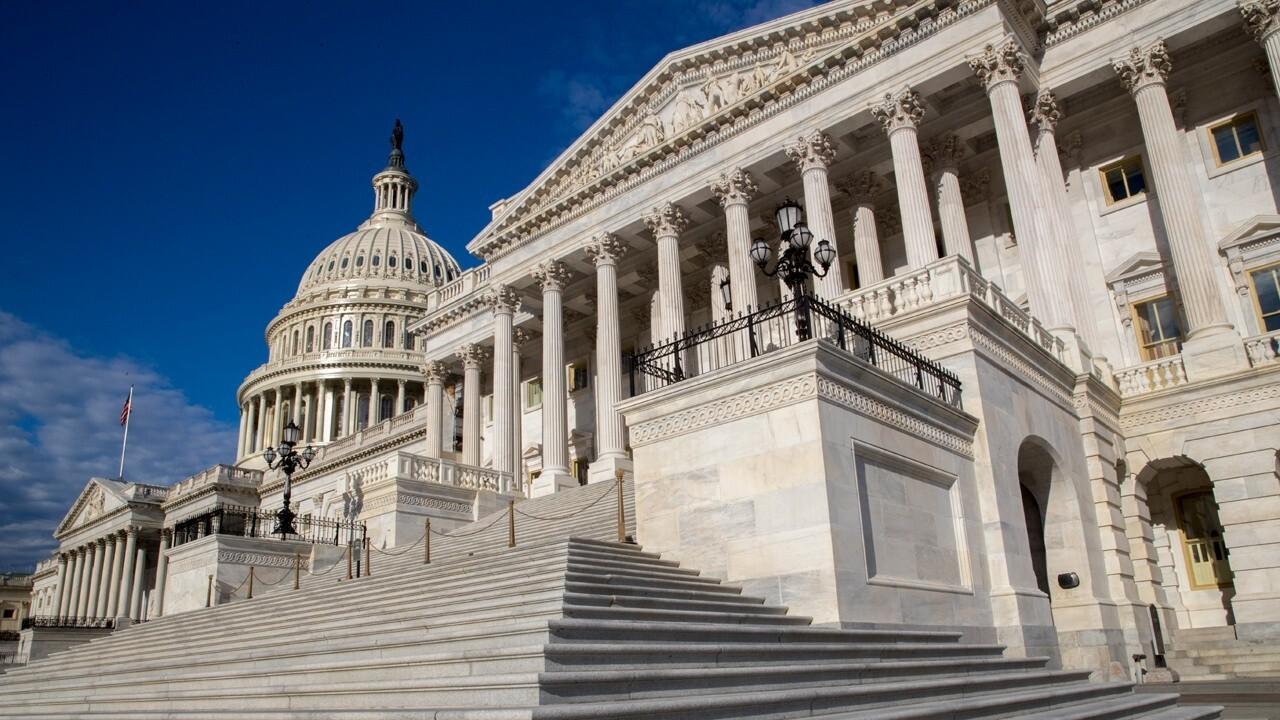 Sen. Marsha Blackburn, R-Tenn., on how the Democrats plan to break up Big Tech.