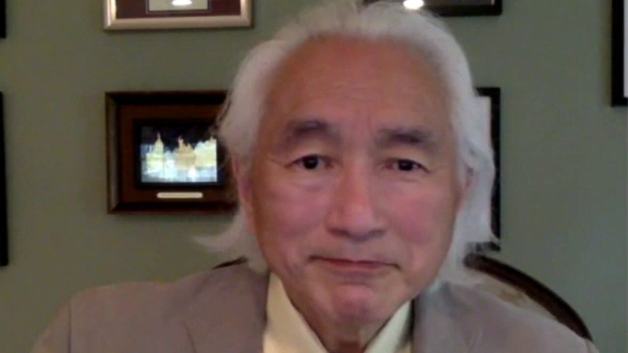 Theoretical physicist touts 'new vision' emerging from Jeff Bezos' space trip