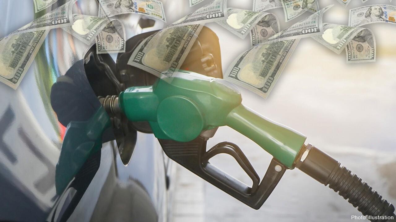 FOX Business' Grady Trimble on Hurricane Ida's potential impact on oil.