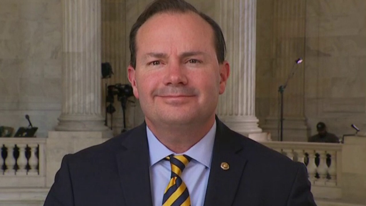 Sen. Lee: Expanding federal government will cause us to go into a 'tailspin'