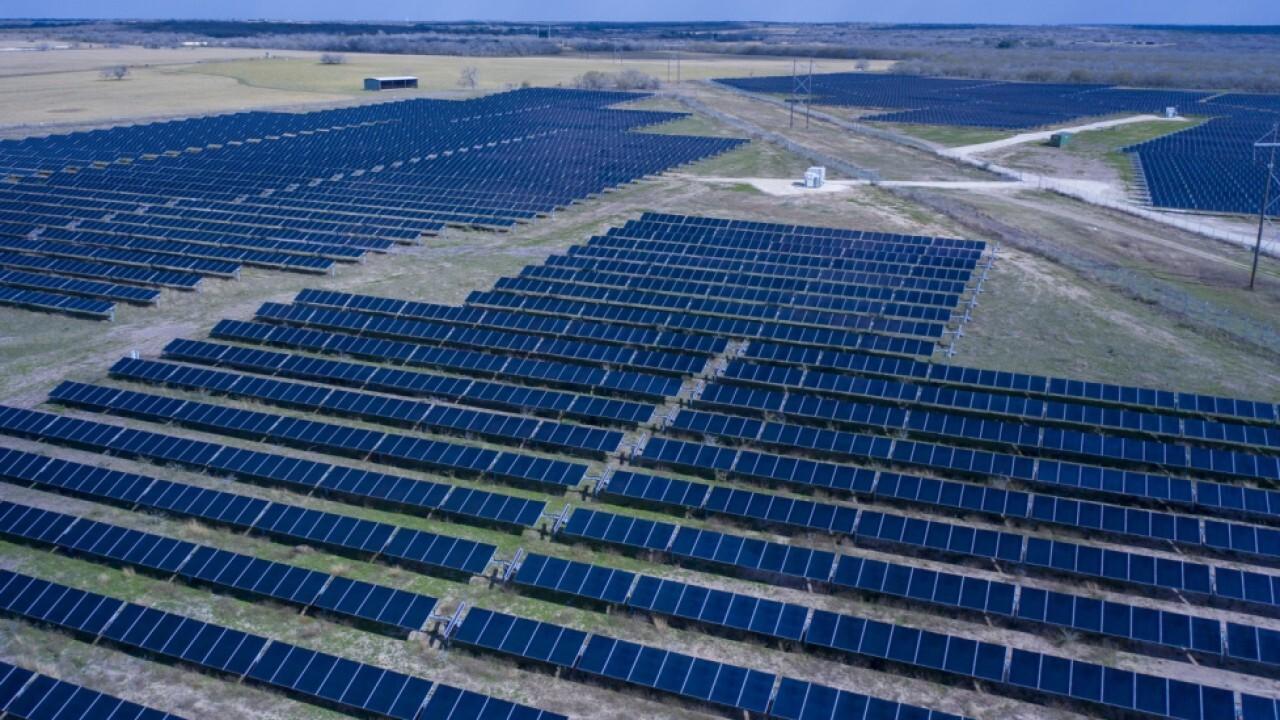 Mark Meredith on solar farm boom