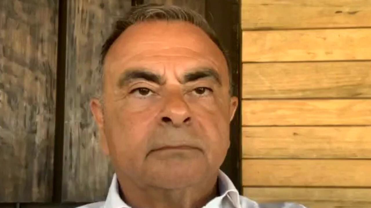Ex-Nissan CEO Ghosn claims Japan's mistrust of France 'derailed' alliance