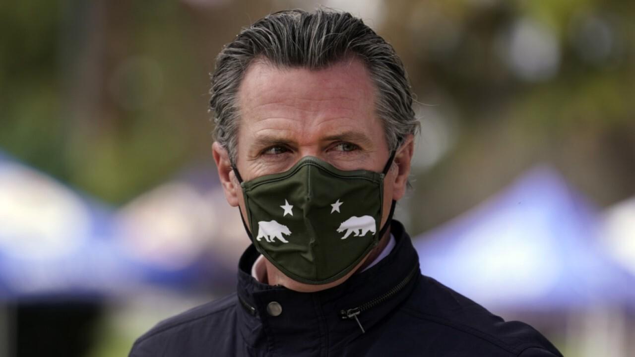 Adam Carolla: California Gov. Newsom is a 'dictator'