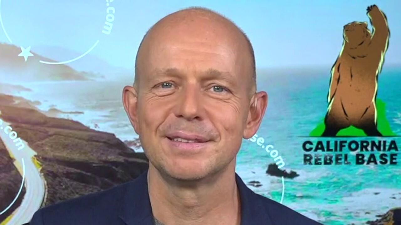 Steve Hilton argues why Newsom should be recalled