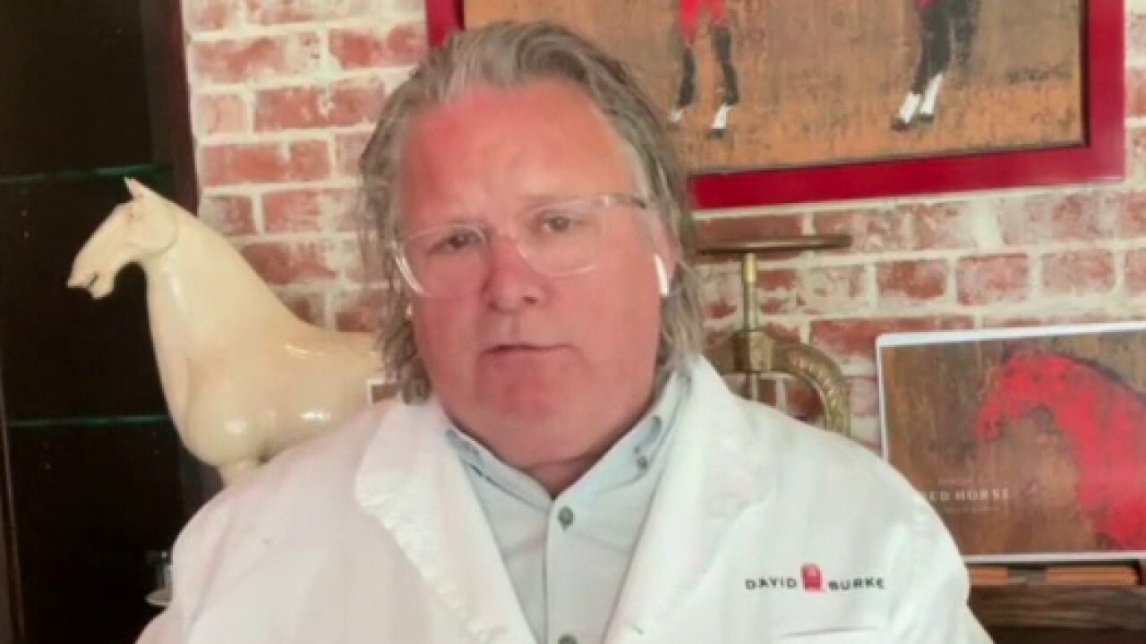 Chef David Burke discusses how staffing shortages are negatively impacting his business.