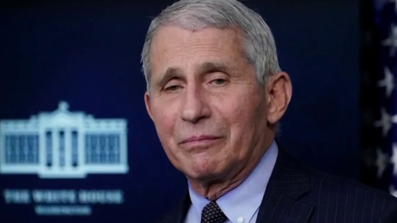 Fauci doubles down on claim that attacks on him are attacks on science
