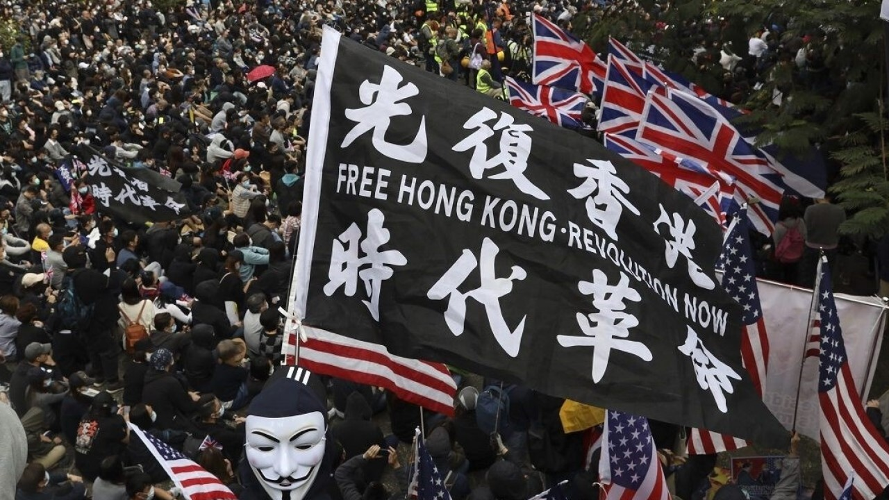 'Swimming to Freedom' author Dr. Kent Wong provides insight into China's control over Hong Kong.