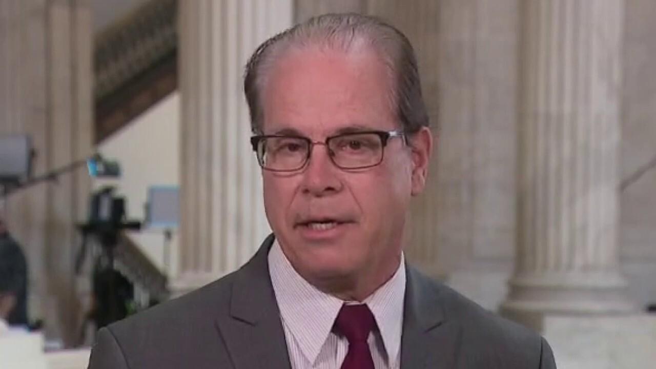Sen. Braun: Infrastructure bill orchestrated through 'broken institutions'