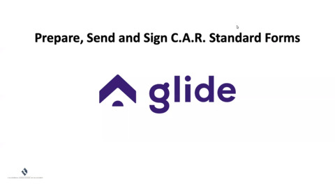 Glide for Forms 3/10/21