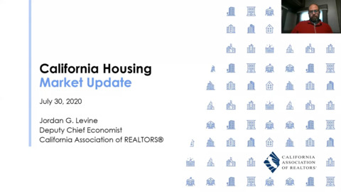 California Economic & Housing Market Update