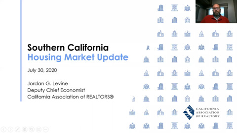 Southern California Economic & Housing Market Update
