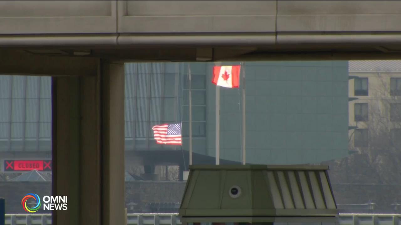 美國11月8日起重開加美陸路邊境 — Oct 15, 2021