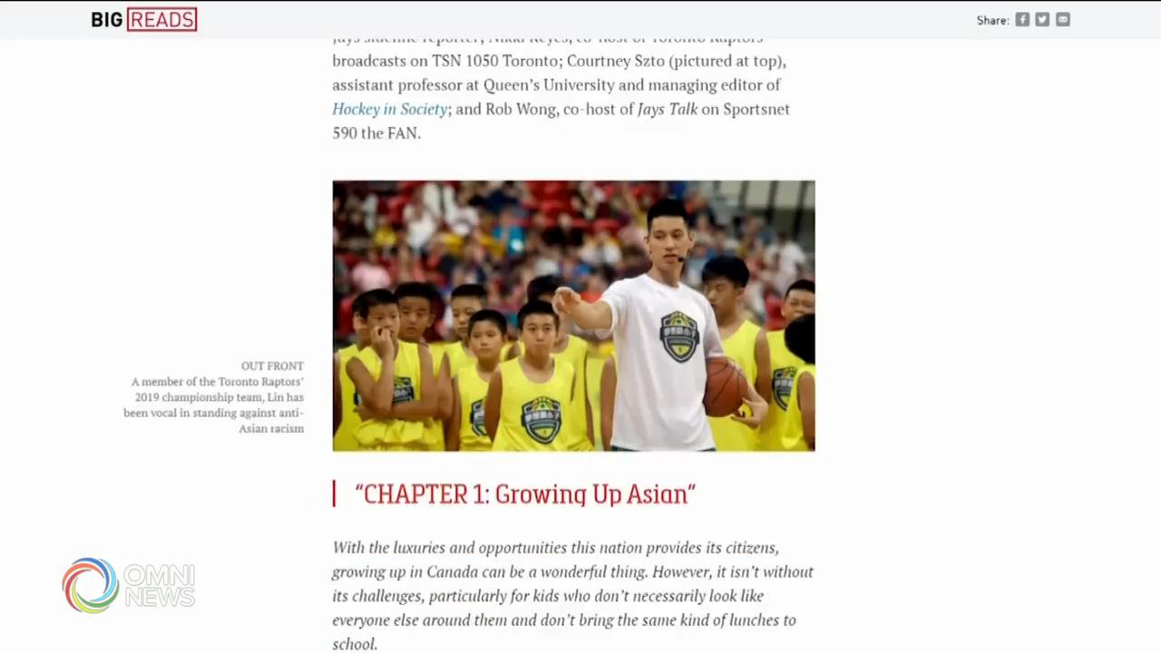 NBA評論員分享體壇種族歧視情況 — May 06, 2021 (ON)