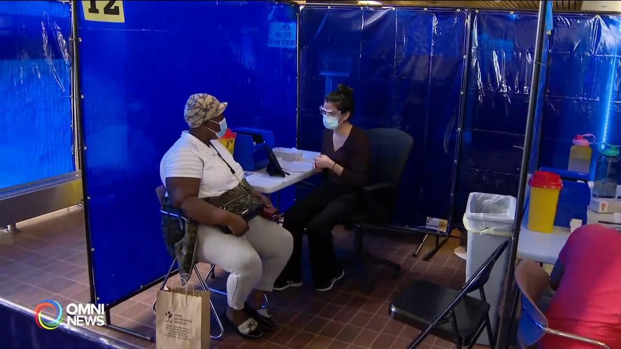 多市周末再開設置24個流動疫苗診所 — Oct 15, 2021