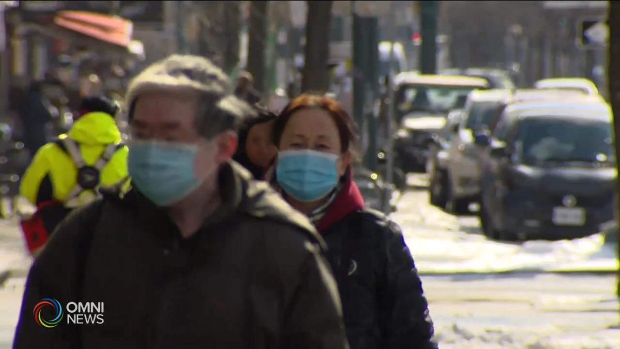 安省疫情死亡人數創十月下旬以來新低 — Mar 01, 2021 (ON)
