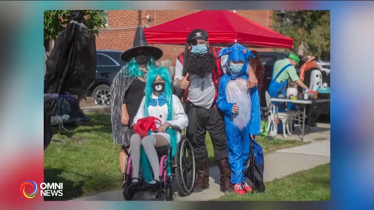 Treat Accessibly让所有孩子都能享受万圣节- Oct 15, 2021 (ON)