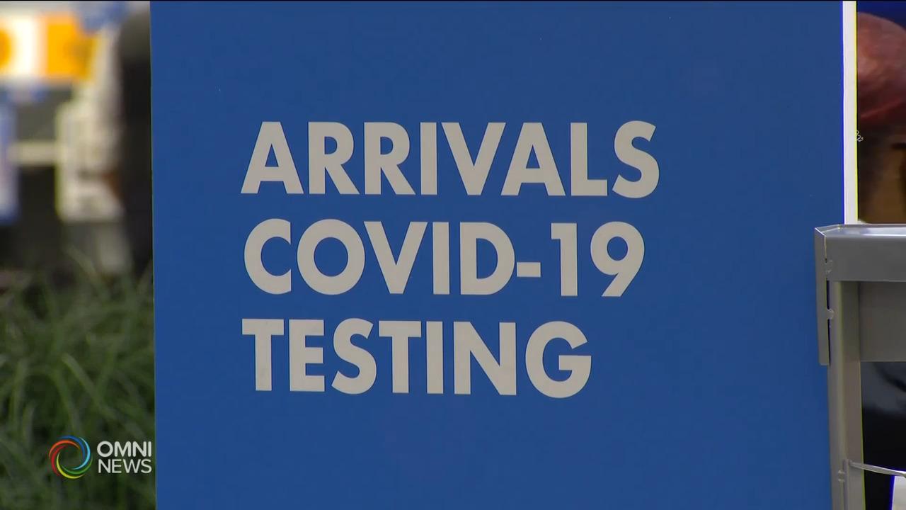 皮尔逊机场将开展病毒检测研究 - Feb 24, 2021