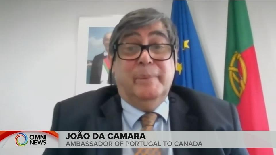 Portuguese Ambassador to Canada Interview